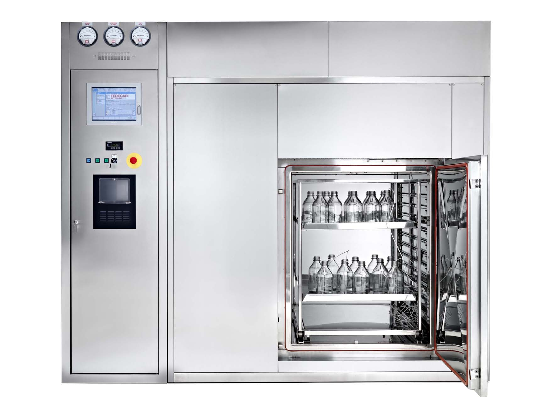 Depyrogenation Ovens Steritech