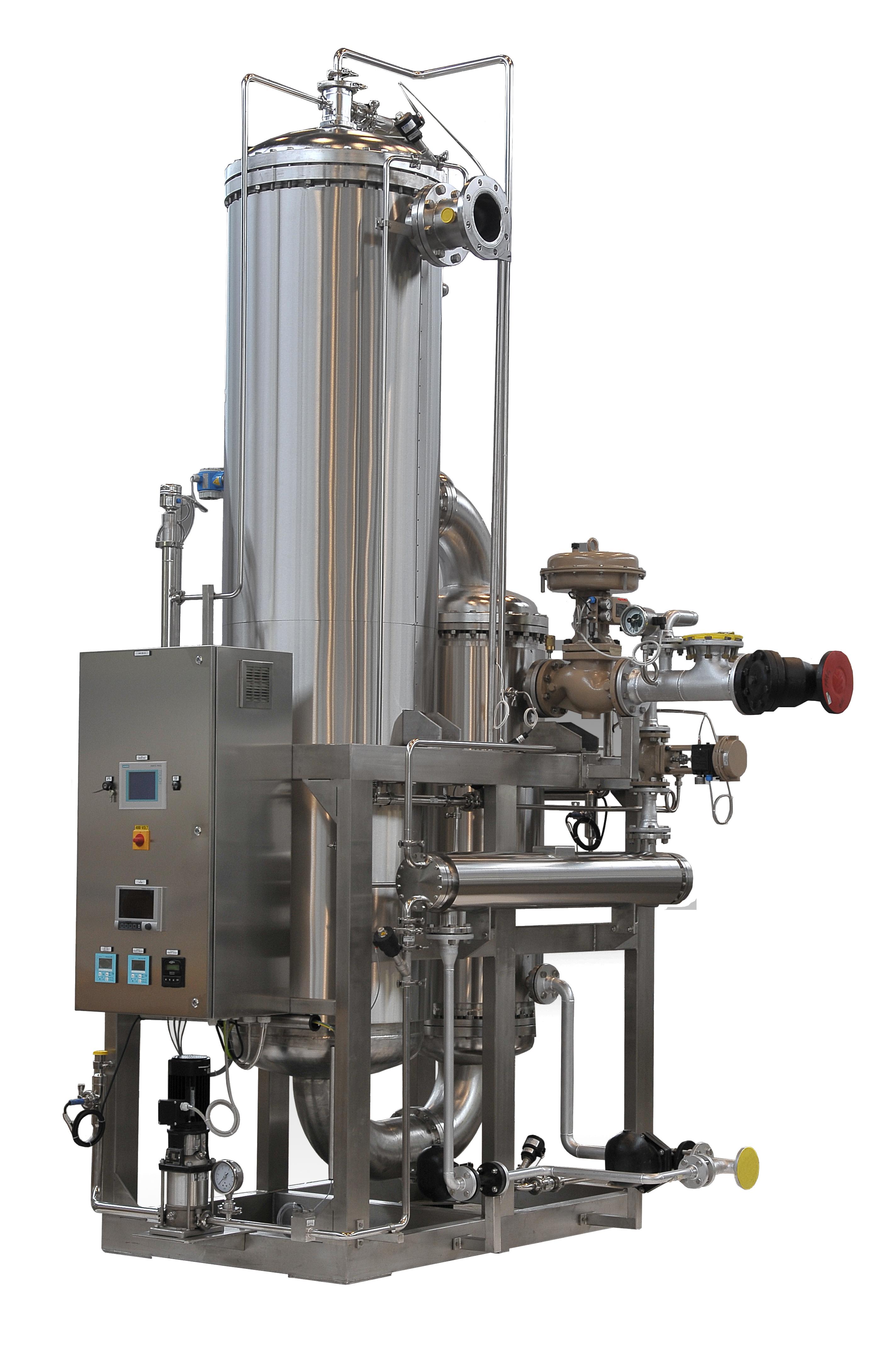 Pure Steam Generators Steritech