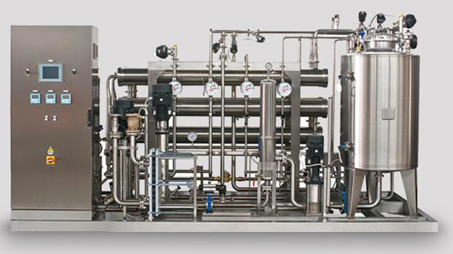 Purified Water Steritech